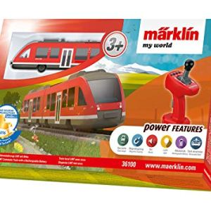 Märklin my world 36100 LINT Commuter Train 51WeFE0Y1zL
