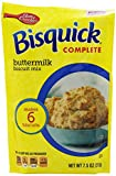 Betty Crocker Bisquick Buttermilk Complete Biscuit Mix, 7.5 oz (Pack of 9)