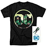 Green Lantern DC Comics Logo T Shirt (Small)