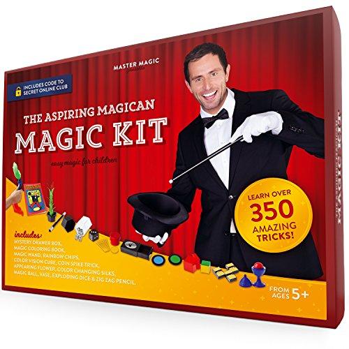 MasterMagic Magic Kit - Easy Magic...