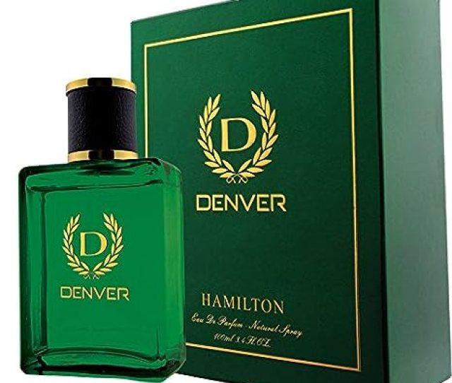 Buy Denver Hamilton Perfume For Men 100ml Online At Low Prices In India Amazon In