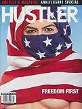 Hustler Anniversary 2017 Adult Magazine