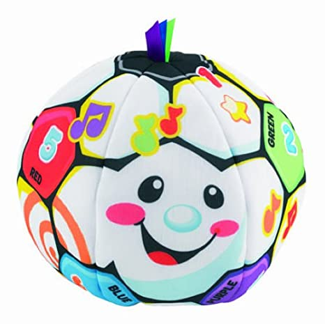Fisher-Price Singin Soccer Ball