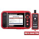 LAUNCH X431 Creader CRP123 Automotive Diagnostic Scan Tool OBD2 Auto Code Reader Support ENG/TCM/ABS/SRS System Code Reader with EL-50448 TPMS Activation Relearn Tool