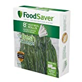 FoodSaver 8' x 20' Vacuum Seal Roll with BPA-Free Multilayer Construction for Food Preservation, 3-Pack