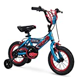 12' Marvel Spider-Man Boys Bike by Huffy, Web Plaque