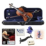 Bunnel Premier Clearance Student Violin Outfit 4/4 (Full) Size RB360