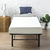 Zinus Memory Foam 6 Inch Green Tea Cot Size / RV Bunk / Guest Bed Replacement / 30' x 75' Mattress, Narrow Twin