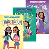 Twintuition - 4 Book Set - Double Vision - Double Trouble - Double Dare - Double Cross