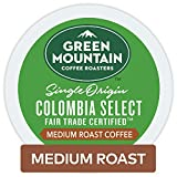 Green Mountain Coffee Roasters Colombian Fair Trade Select Keurig Single-Serve K-Cup Pods, Medium Roast Coffee, 12 Count (Pack Of 6) ( Pack May Vary )