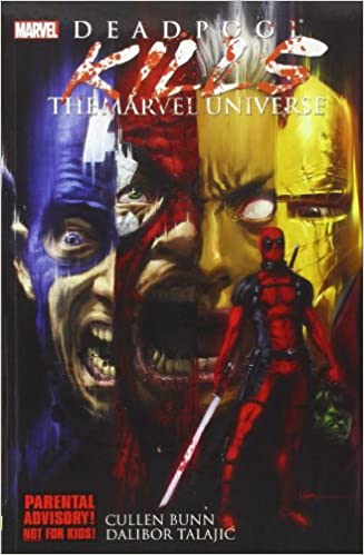 Image result for deadpool kills the marvel universe