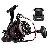 KastKing Sharky Baitfeeder III Spinning Fishing Reel,Size 5000