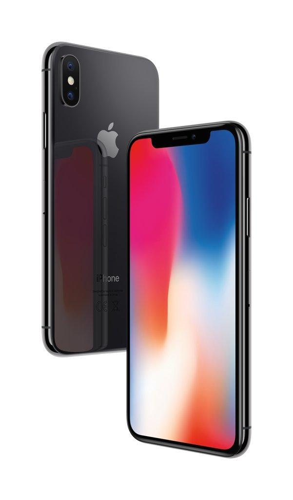 Apple iPhone X (64 GO) - Gris Sidéral