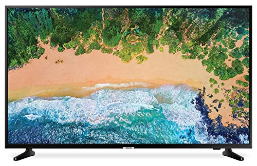 Samsung Electronics 4K Smart LED TV (2018), 50' (UN50NU6900FXZA) (Certified Refurbished)