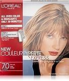 L'Oréal Paris Couleur Experte Hair Color + Hair Highlights, Dark Blonde - Biscotti