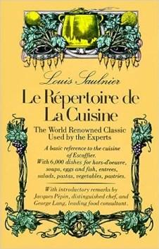 Image result for Le Repertoire De La Cuisine