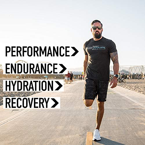 MDRN Athlete Intra9 | All 9 Essential Amino Acids EAA | 7 Grams | 2:1:1 Branched Chain Amino Acids BCAA | Keto | Recovery and Enhanced Hydration | Cherry Limeade (30 Servings) 4