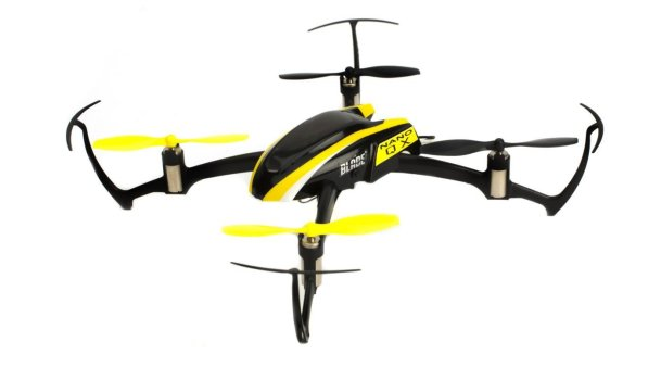 BLADE Nano QX BNF Quadcopter Review