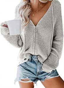 Paitluc-Women-Hooded-Cardigan-Sweater-Slouchy-Knit-Jacket-Zip-Up-Lightweight-Cute-Knitted-Coat