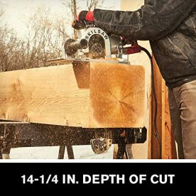 SKILSAW-SPT55-11-16-In-Worm-Drive-SAWSQUATCH-Carpentry-Chain-Beam-Saw