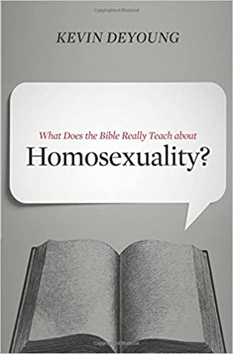 What Does the Bible Really Teach About Homosexuality? Book Cover