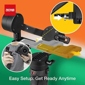 ZHIYUN-Crane-M2-3-Axis-Gimbal-Stabilizer-for-Light-Mirrorless-CameraAction-CameraSmartphonefor-Sony-A6000A6300A6500RX100MGX85Gopro-Hero-567iPhone-Xs-XRWiFiBluetooth-Control720g-Payload