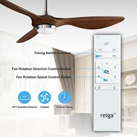 reiga-52-in-Ceiling-Fan-with-LED-Light-Kit-Remote-Control-Modern-Blades-Noiseless-Reversible-Motor6-speed-3-color-Temperature-Switch-hand-painted