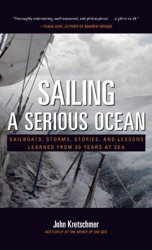 Sailing a Serious Ocean (CREATIVE MATH SUPPLEMENT) by [Kretschmer, John]