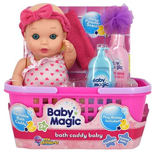 Baby Magic Doll Bath Caddy Baby