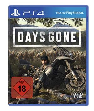 Sony Interactive Entertainment Days Gone – Standard Edition – [PlayStation 4]