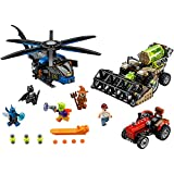 LEGO Super Heroes 76054 Batman: Scarecrow Harvest of Fear Building Kit (563 Piece)