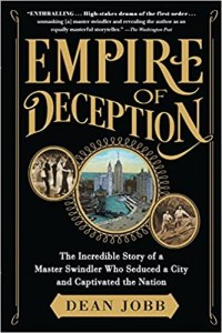 Empire of Deception by Dean Jobb Book Cover
