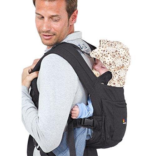 Molto Ergonomic Comfort Baby Carrier 2 in 1 1