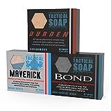 Trifecta 3 - Pack - Durden, Bond, and Maverick - Powerful Pheromone Formulas for Attraction