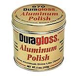Duragloss 870 Cotton Wadding Aluminum Polish - 5 oz.