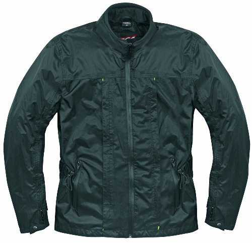 Vega Technical Gear Pack Jacket Rain Liner (Black, XXXX-Large)