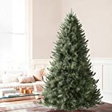 Balsam Hill Vermont White Spruce Narrow Premium Artificial Christmas Tree, 6.5 Feet, Unlit
