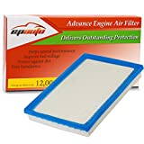 EPAuto GP677 (CA10677) Replacement for Toyota/Lexus Panel Engine Air Filter for Avalon Hybrid(2013-2018), Camry Hybrid(2012-2017), RAV4 Gas 2.5L(2013-2018),ES300H(2013-2018),LS460(2007-2017)