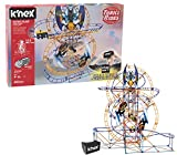 K'NEX Thrill Rides - Bionic Blast Roller Coaster Building Set with Ride It! App - 809Piece - Ages 9+ Building Set