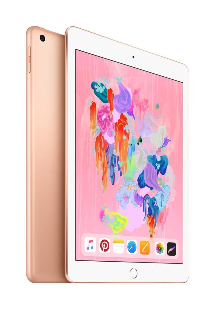 Apple iPad (Wi‑Fi, 32 GO) - Or
