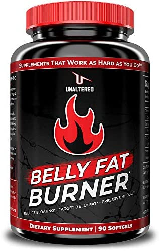 CLA - Belly Fat Pills That Work - Conjugated Linoleic Acid 1000mg Softgels - Slim Stomach & Abdominals - Natural & Keto Diet Friendly Supplement for Men & Women - 30 Servings 3