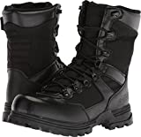 Fila Men's Stormer Military and Tactical Boot Food Service Shoe, Black, 8.5 D US