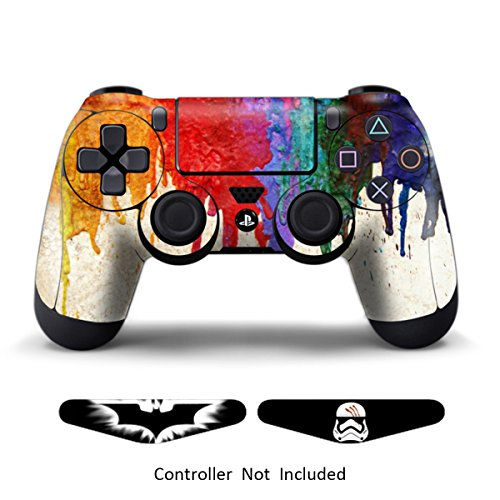 Skins for PS4 Controller – Decals for Playstation 4 Games ...