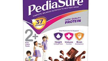 PediaSure Health Nutrition Drink Powder for Kids Growth