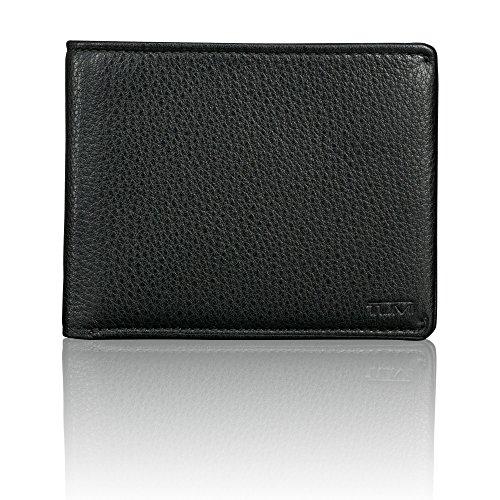 51YBr3nfiBL Id window, double bill compartment, 5 card pockets, 4 slip pockets, rfid id lock Gift box included