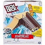 Tech Deck - Starter Kit - Ramp Set and Board