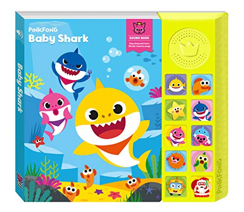 Baby Shark Official Sound Book – LOW PRICE