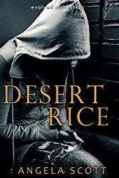 cover of Desert Rice by Angela Scott