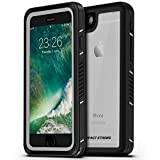 ImpactStrong iPhone 6 Waterproof Case [Fingerprint ID Compatible] Slim Full Body Protection Cover for Apple iPhone 6 / 6s (4.7') - FS Clear