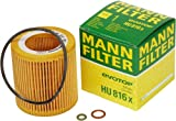 Mann-Filter HU 816 X Metal-Free Oil Filter